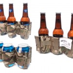 MultiCam Tactical Beer Shingle - Front and Back