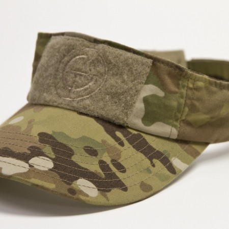 Tactical Grilling Visor - MultiCam