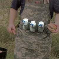 Tactical Beer Shingle